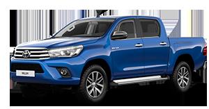 Toyota Hilux - Concessionario Toyota Bolzano