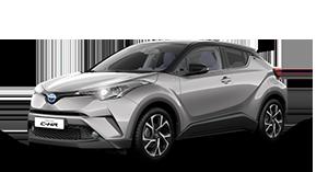 Toyota C-HR - Concessionario Toyota Bolzano