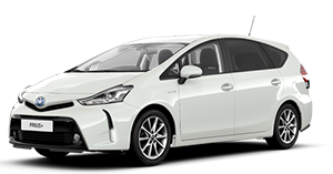 Toyota Prius+ - Concessionario Toyota Bolzano