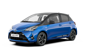 Toyota Yaris - Concessionario Toyota Bolzano
